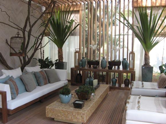 Dicas para deixar os ambientes mais frescos no ver o zap em casa - Plantas grandes para interiores ...