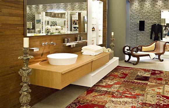 Patchwork Tapete De Banheiro : Banheiro ganha tocheiros e tapete killim de patchwork de antiqu?rios