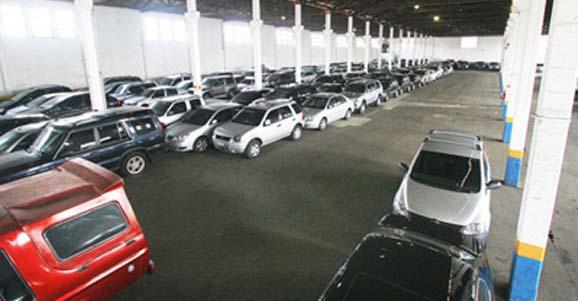 Convenção de condomínio deve disciplinar o uso da garagem nos condomínios (Foto: Divulgação)