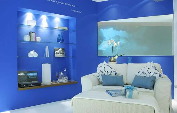 Casas em tom de azul podem dar mais sucesso profissional e pessoal ...