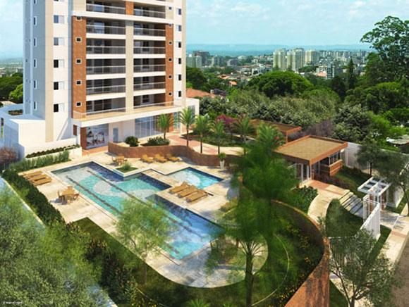 Construtoras liquidam im veis zap em casa - Condominio con piscina milano ...