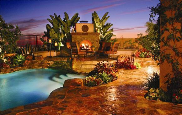 Conhe a as 10 piscinas mais incr veis do mundo zap em casa for Images of small swimming pools