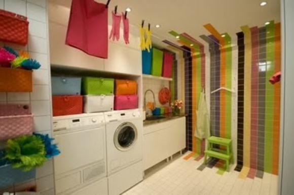 Veja 10 ideias charmosas para a área de serviço da sua casa  ZAP em