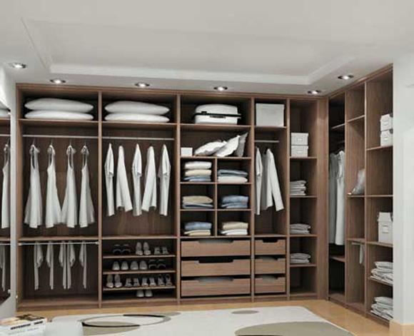 Closets bem feitos podem valorizar at 5 os im veis na for Ideas para closets pequenos