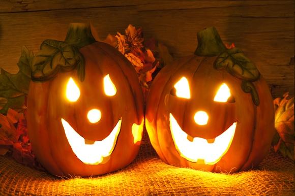 Vista sua casa para o Halloween, Decorações para este dia das Bruxas