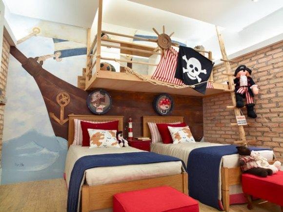 Conheça quartos de crianças que vão deixar a infância de  ~ Zap Imoveis Aluguel De Quarto