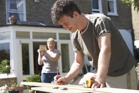 Procure saber o que deve ser feito antes de mudar o visual da sua residência (Fotos: Thinkstock)