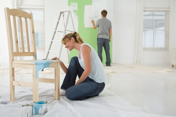 Conheça dicas para organizar a casa antes da reforma.