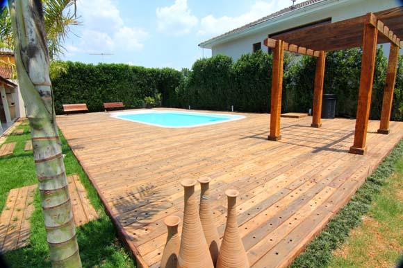 conheça dez formas de utilizar a madeira de demolição  ZAP em Casa