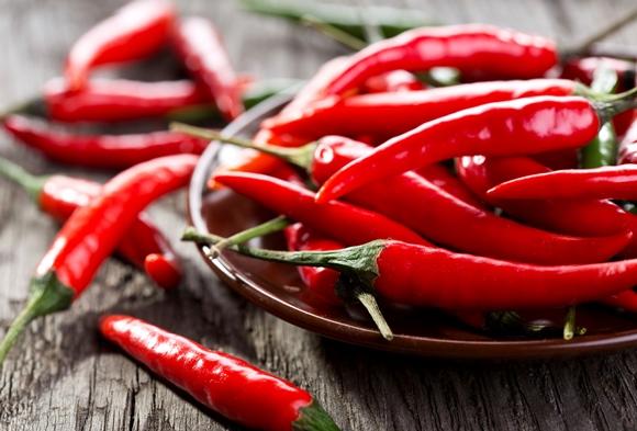Pimenta protege contra energia de cobiça, inveja e olho gordo