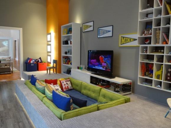 Crianças ganham ambientes dedicados a elas na Casa Cor SP  ~ Zap Imoveis Aluguel De Quarto