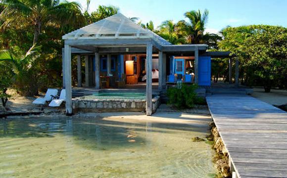 Resort promete vista para o nada durante a temporada