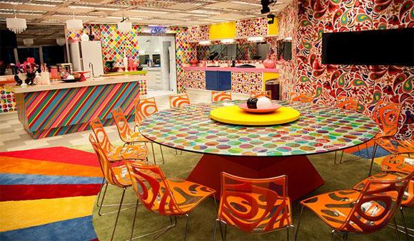 Casa BBB14 (Foto: Divulgação Globo)