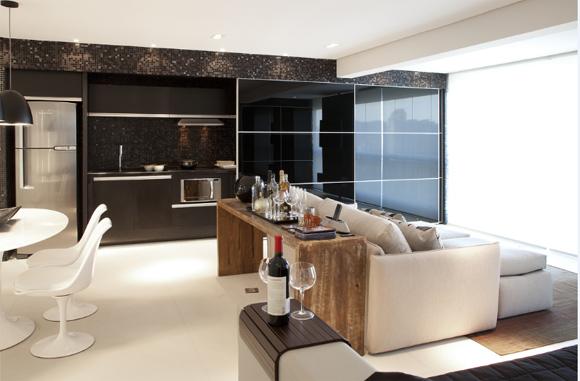 Saiba como decorar um apartamento est dio for Como decorar un estudio de 35 metros