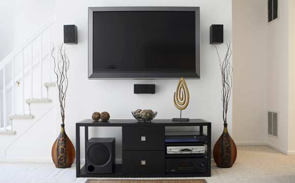 qual o rack ideal para a sua sala conhe a op es. Black Bedroom Furniture Sets. Home Design Ideas