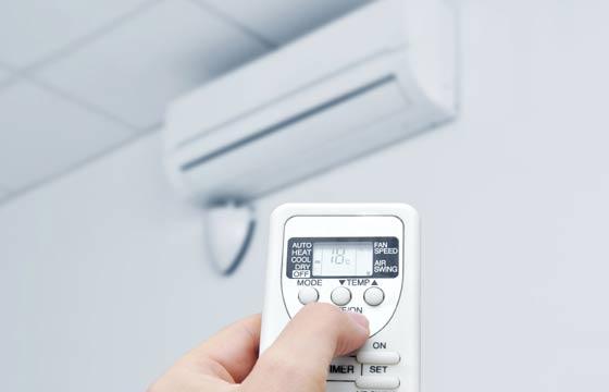 Ar-condicionado é um aparelho indispensável em regiões que predominam o calor (Fotos: Shutterstock)