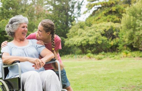 Jardim para cadeirantes deve ser trabalhado de maneira especial (Foto: Thinkstock)