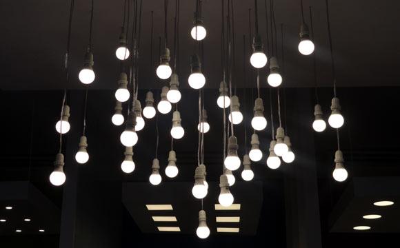 Luzes de LED geram economia na energia de casa