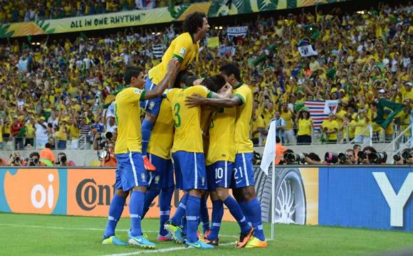 Jogadores da seleção brasileira vivem em belos imóveis na Europa e no Brasil (Foto: Shutterstock)