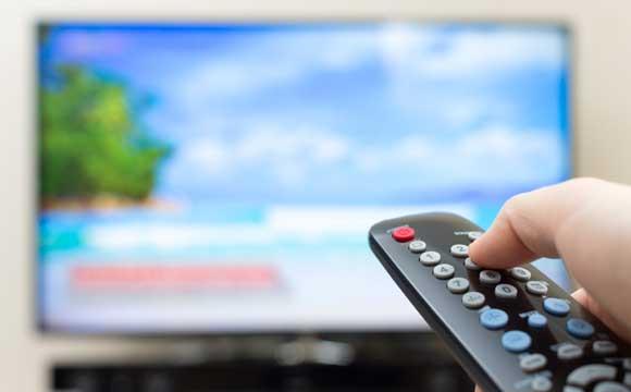 Distância incorreta pode acarretar problemas na visão e também na visualização da sua TV
