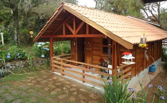 Casa com varanda pode ficar um pouco mais cara