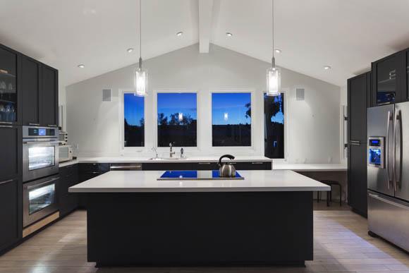 Qual o tipo de cozinha ideal para sua casa for Square shaped kitchen designs