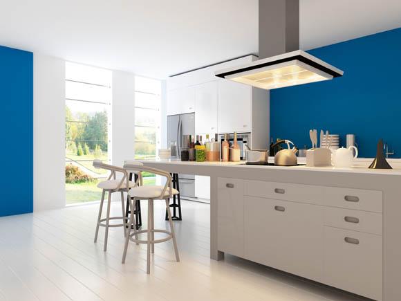 Evite piso branco na cozinha (Fotos: Shutterstock)