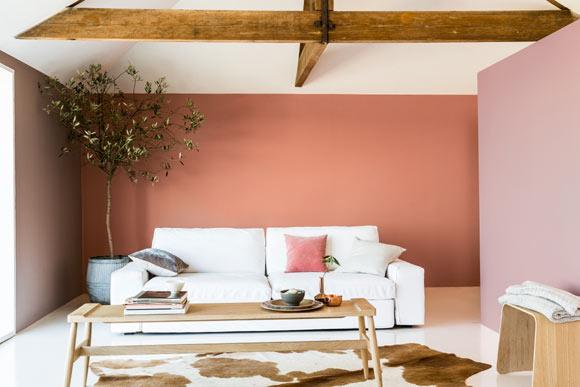 Laranja acobreado a cor de 2015 na decora o - Kleur trend salon ...