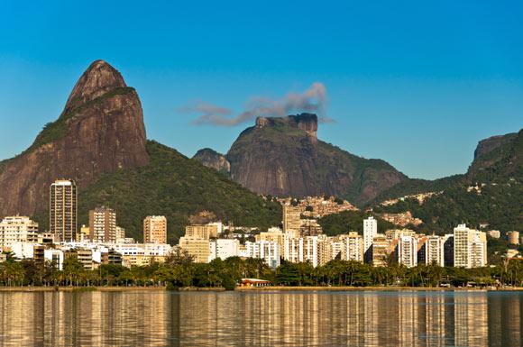 Rio de Janeiro tem o metro quadrado mais caro  para locação (Foto: Shutterstock)