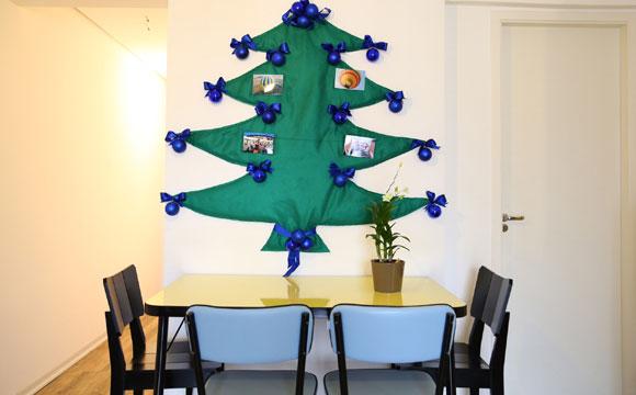 Aproveite a dica do ZAP para criar uma árvore de Natal diferente dos modelos convencionais e mais econômica (Fotos: Rafael Munhoz)