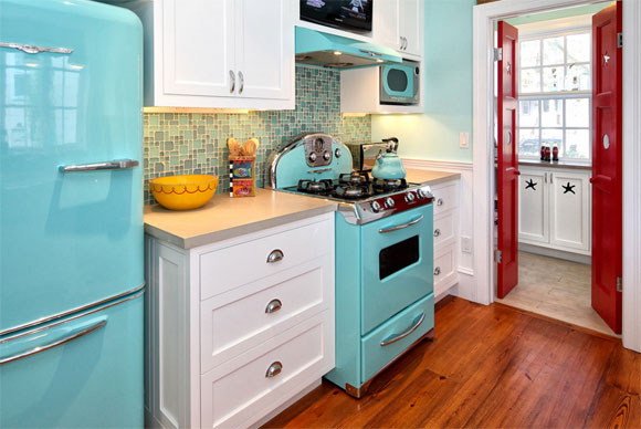 cozinha vintage 1