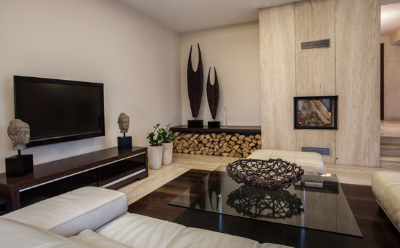 Tenha cuidado para não exagerar na decoração da sua sala (Fotos: Shutterstock)
