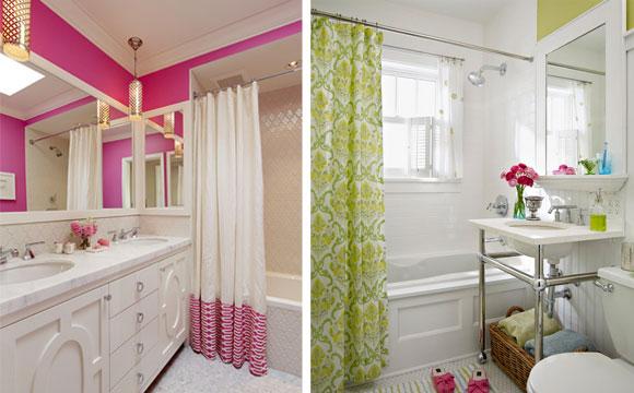 decorar banheiro pequeno gastando pouco:um pouco de tinta e alguns acessórios é possível deixar o banheiro
