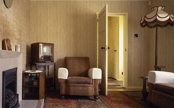 Paul McCartney viveu nesta casa entre 1955 e 1964 (Fotos: Reprodução/Liverpool Echo)