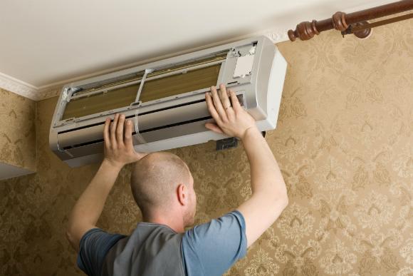 Faça os ajustes adequados na tubulação antes da instalação