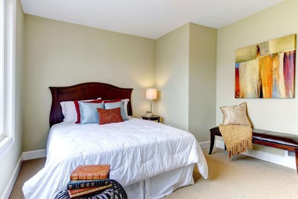 Conheça os cinco principais erros da decoração de um quarto ~ Quarto Rustico Pequeno