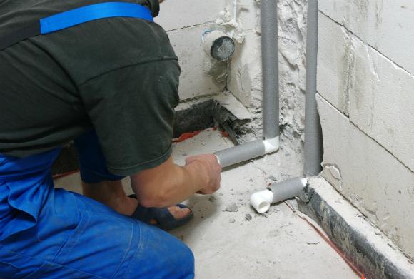 Exija tubulações de qualidade para a parte hidráulica da sua casa