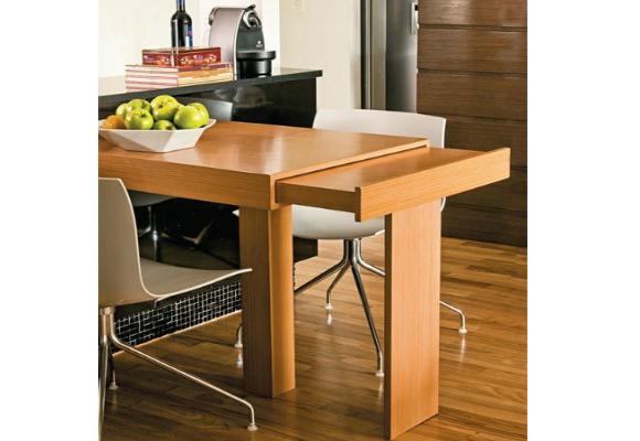 Mesa de jantar na cozinha pequena op es de mesa de cozinha for Mesas para ordenador pequenas