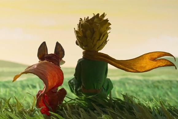 """""""O """"Pequeno Príncipe"""" estreou na última semana e traz a tona novamente o personagem de  Saint-Exupéry (Foto: Divulgação)"""