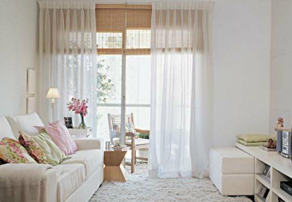 cortina sala