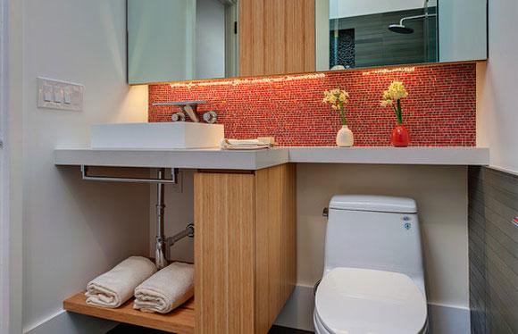 decoracao interiores banheiros pequenos : decoracao interiores banheiros pequenos:Decoração de Banheiro Pequeno – dicas de decoração de banheiro