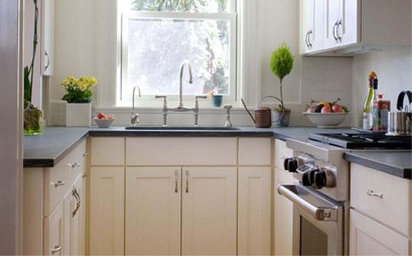 Cozinha pequena: veja dicas de como decorar a cozinha pequena, mobiliar a cozinha pequena e revestimento de cozinha