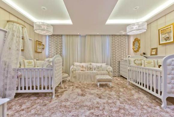 Quarto de Bebê – Veja decoração de Quarto de Bebê Completo