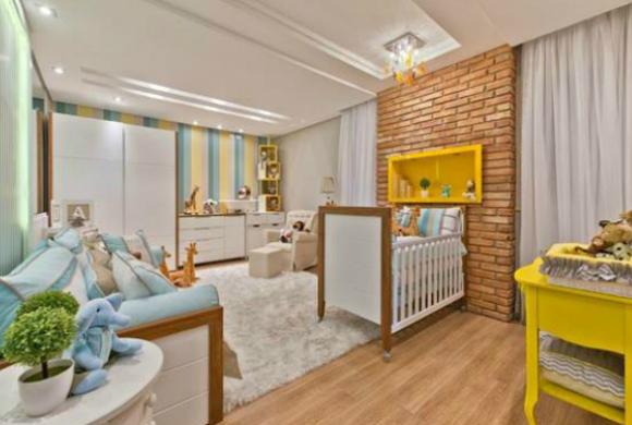 design interiores decoracao quarto bebe:Quarto de Bebê – Veja decoração de Quarto de Bebê Completo