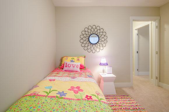 Quarto de menina – Dicas de decoração de quarto de menina ~ Quarto Simples E Bem Organizado
