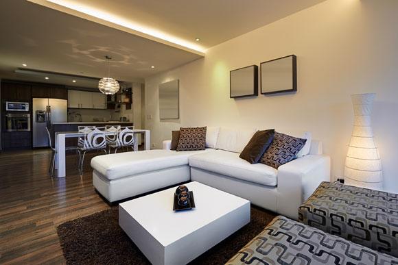 Sala De Estar Deve Ter Tv ~ Sala Decorada  14 passos para a decoração de sala