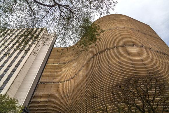 Edifício Copan, em São Paulo (Foto: Shutterstock)