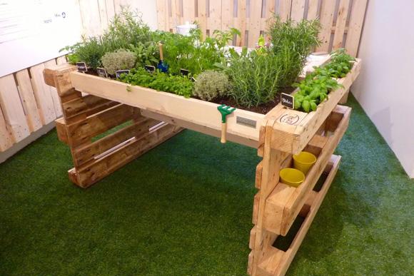 Mini horta veja modelos de mini horta para a casa for Modelos de mini apartamentos