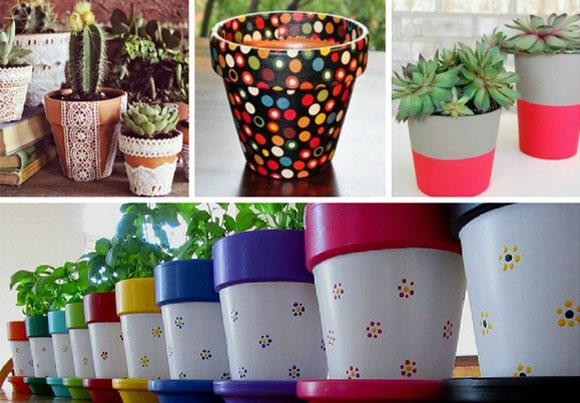 Vasos personalizados fa a voc mesmo - Planta alegria de la casa ...