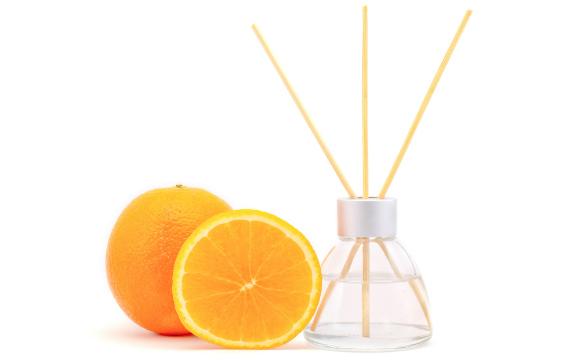 aromatizante laranja